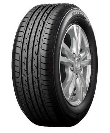 195/50R15 BS NEXTRY アルミ付4本セット(ナット別売)